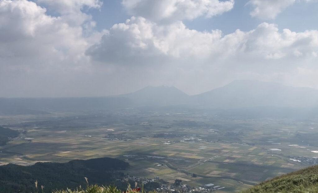 熊本の大観峰